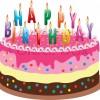 Свечи на торт