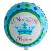 Шар фольга круг маленький принц