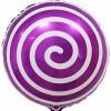Леденец фиолетовый
