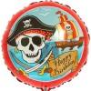 Шар фольга Пират