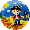 Набор тарелок Маленький пират