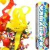 Хлопушка конфетти  серпантин 10см