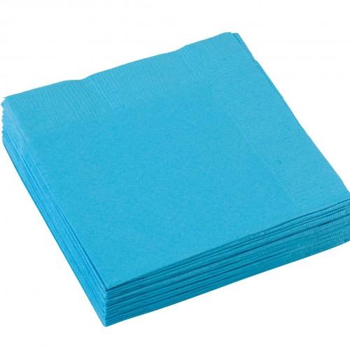 Салфетка Caribbean Blue 33см