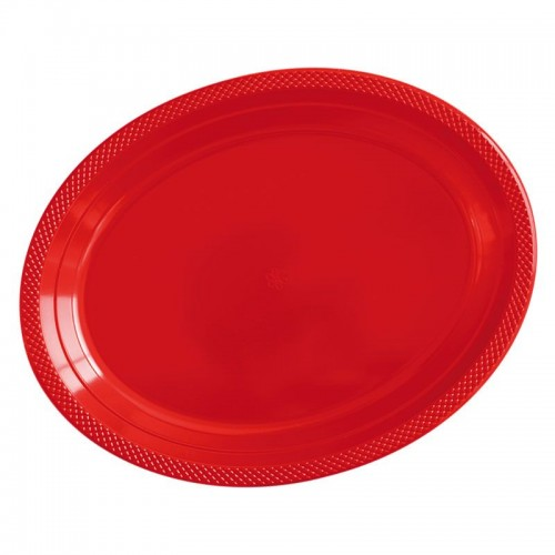 Тарелка Apple Red