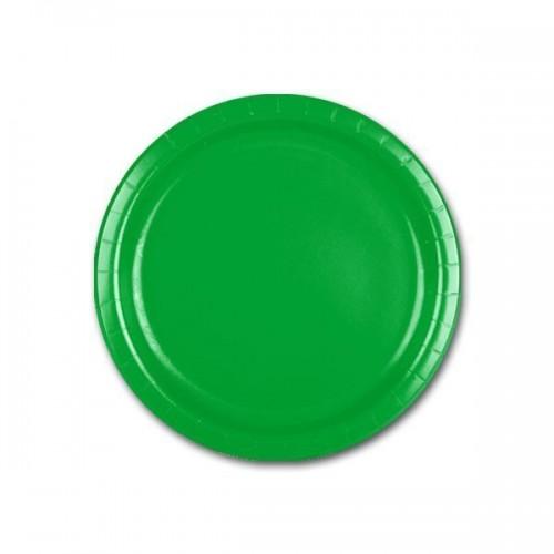 Тарелка Festive Green 17см