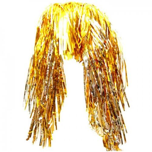 парик золотой дождь