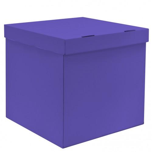 """Коробка для воздушных шаров """"Лиловый"""""""