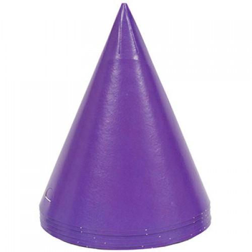 Колпак Фиолетовый 6шт