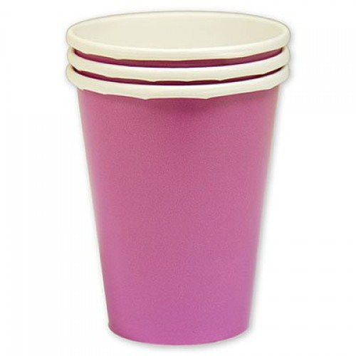 Стакан Bright Pink 8шт
