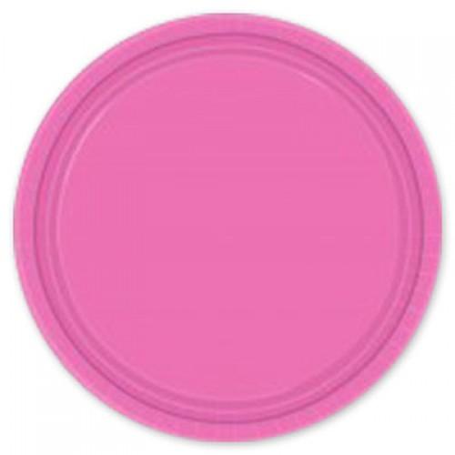 Тарелка Bright Pink 17см