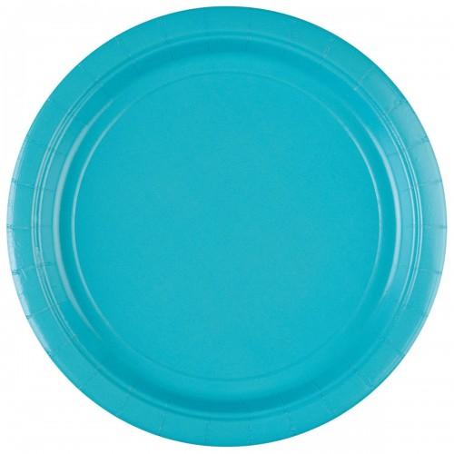 Тарелка Caribbean Blue 17см