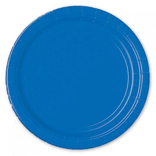 Тарелка Marine Blue 17см
