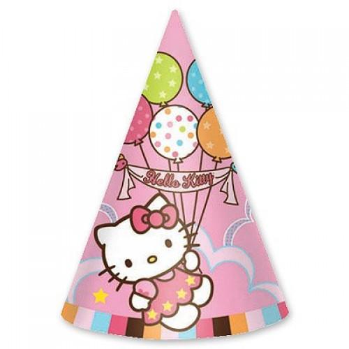 Колпак Hello Kitty, 8шт