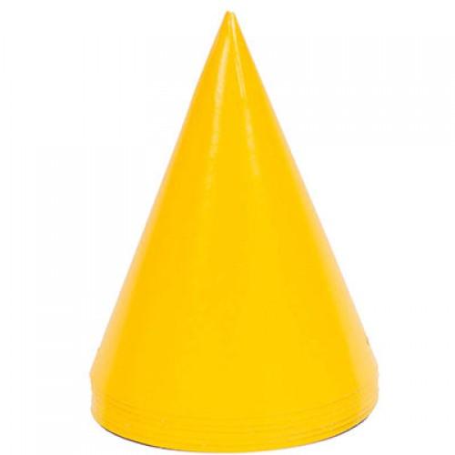Колпак Желтый, 6шт