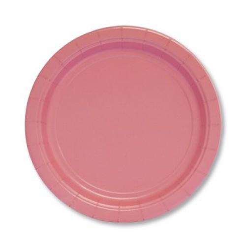 Тарелка Pink 17см, 8шт