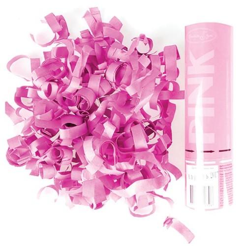 Хлопушка Розовое конфетти