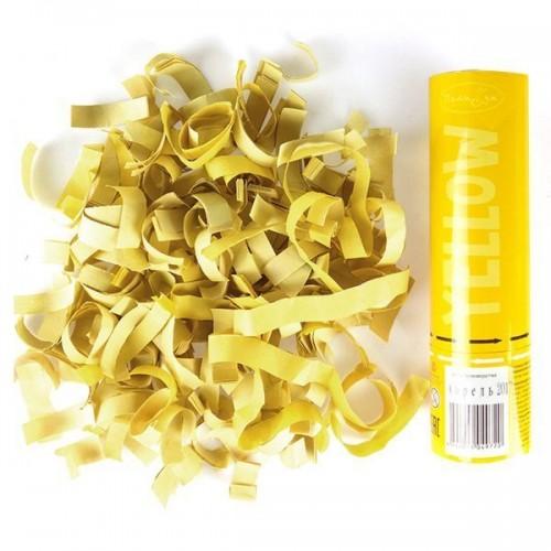 Желтое конфетти
