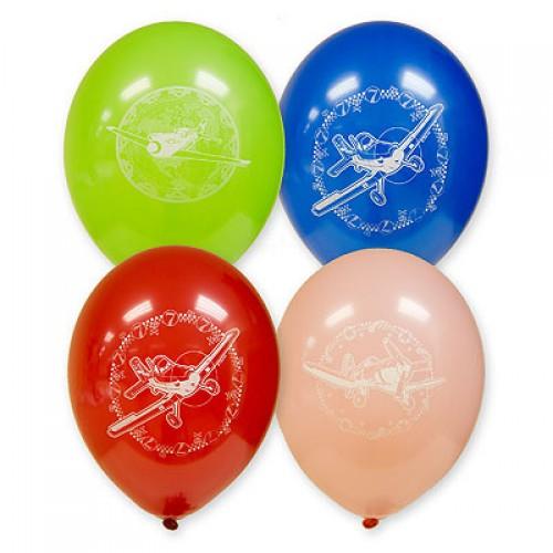 Набор шаров самолеты