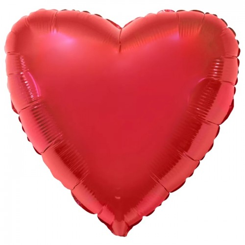 шар сердце ред