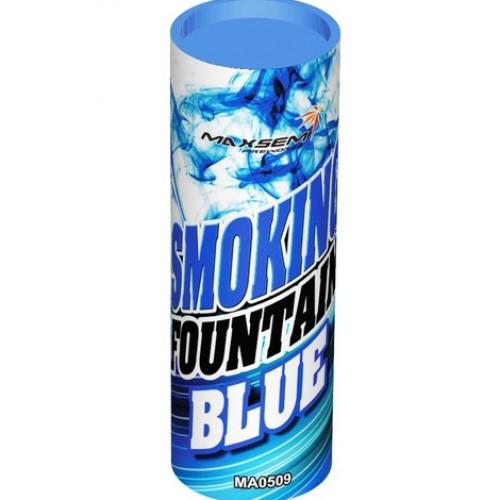 Дым/Blue голубой