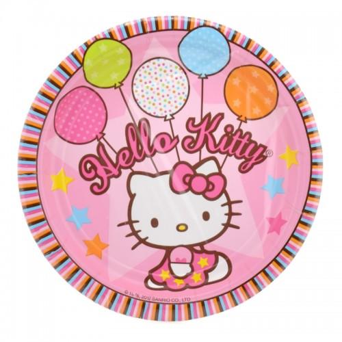 Набор Тарелок Hello Kitty