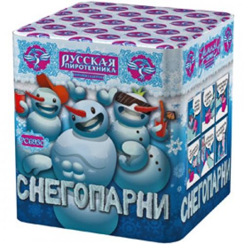 """Батарея салютов """"Снегопарни"""""""